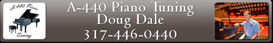 A-440 Piano Tuning